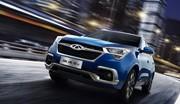 Les voitures chinoises Chery arrivent en Europe