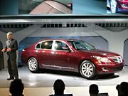 Hyundai Genesis : A l'attaque des limousines !