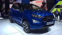 Ford EcoSport (2017) : un restylage pour Francfort