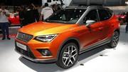 Seat Arona : premier bain de foule pour le petit SUV espagnol