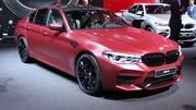 BMW M5 : bestiale