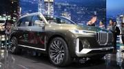 BMW Concept X7 : L'argus.fr à bord du SUV XXL !