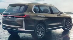 BMW Concept X7 : big is beautiful ?