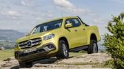 Mercedes Classe X : la ''Mercedes'' des pick-up !