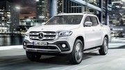 Mercedes Classe X : à partir de 36 780 €