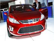 Ford Verve Concept : Trois en un