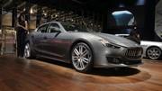 Maserati Ghibli restylée : italienne dans l'âme