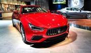 Maserati Ghibli : une « légère » cure de jouvence offerte