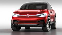 Volkswagen I.D. Crozz Concept : un SUV coupé et électrique