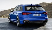 Audi RS4 Avant : chasse gardée