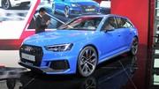 Audi RS4 Avant : retour aux sources