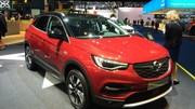 Opel Grandland X 2017 : le cousin du 3008 sur ses terres