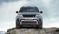 Land Rover Discovery SVX, le modèle le plus efficace de l'histoire de la marque