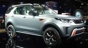 Land Rover Discovery SVX : ne m'oubliez pas