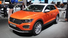 Volkswagen T-Roc : entre deux chaises