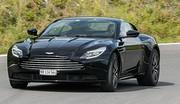 Essai Aston Martin DB11 : La nouvelle GT au luxe so… British