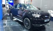 Ford Ranger Black Edition 2017 : Une livrée noire pour le pick-up Ford