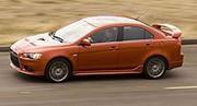 Mitsubishi Lancer Ralliart : Adversaire logique