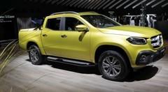 Prix Mercedes Classe X : les tarifs du pick-up Mercedes