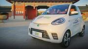 Un véhicule électrique low-cost chez Valeo