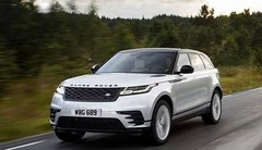 Essai Range Rover Velar : sculptural