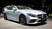 Mercedes Classe S Coupé et Cabriolet : déjà restylées !