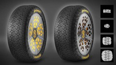 Continental : les pneus qui s'adaptent