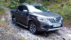 Essai Renault Alaskan : Pin-up des pick-up ?