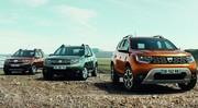 Le SUV Dacia Duster 2 face à son prédécesseur