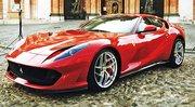 Essai Ferrari 812 Superfast : La Superformante