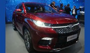 Chery Exceed TX : chinois pro-européen
