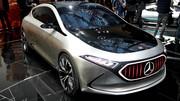 Mercedes EQA Concept : la prochaine Classe A