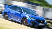 Essai Honda Civic Type R 2017 : Furie trop sage