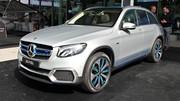Mercedes GLC Fuel Cell : le concept car discret