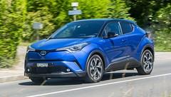 Essai Toyota C-HR 1.8 HSD : L'hybride vous va si bien