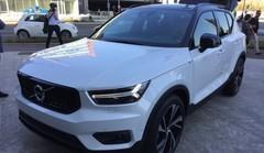 Volvo XC40 2017 : premières photos et infos sur le petit frère du XC60
