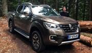 Essai Renault Alaskan : pickup embourgeoisé