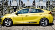Essai Hyundai Ioniq Electric : Le tout électrique facile