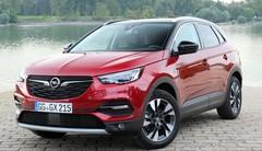Essai Opel Grandland X (2017) : cousin germain