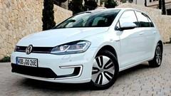 Volkswagen stoppera l'e-Golf en 2019
