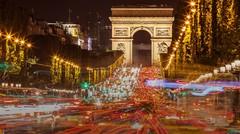 Circulation : moins de voitures dans Paris, mais plus de bouchons