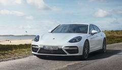 Porsche dévoile la Sport Turismo S-E Hybrid