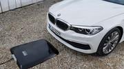 La BMW 530e iPerformance, première voiture à recevoir la recharge sans fil
