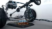 Technologie : la BMW 530e iPerformance se chargera sans fil