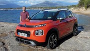 Essai Citroën C3 Aircross : le SUV gagnant des chevrons