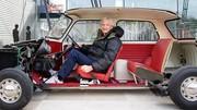 Dyson veut aspirer les conducteurs avec sa voiture électrique