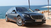 Essai Mercedes Classe S (2017) : la voiture du patron