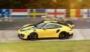 Porsche 911 GT2 RS : la plus rapide sur le Nürburgring