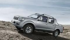 PSA va développer un pick-up avec le chinois ChangAn pour 2020