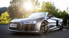 Essai Audi R8 Spyder : donne-m'en plus